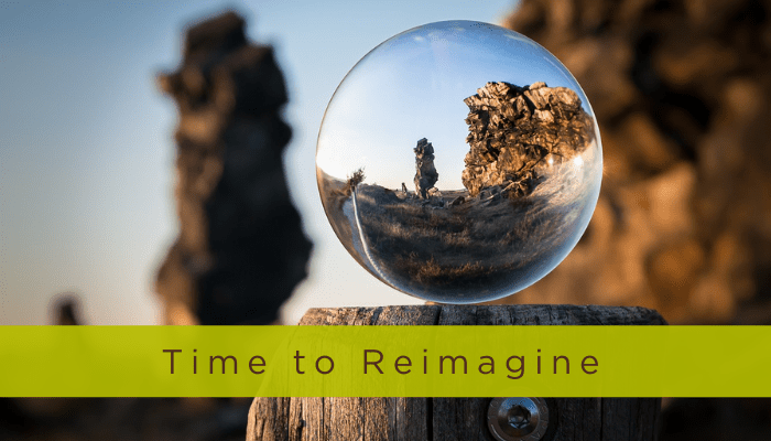 Are you Adapting or Reimagining?