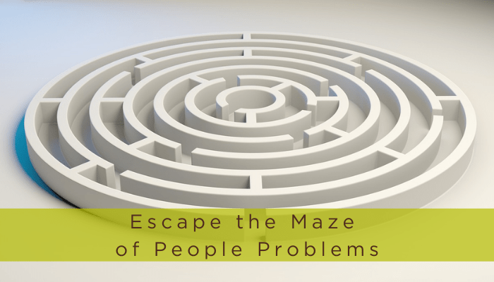 What are your People Problems?