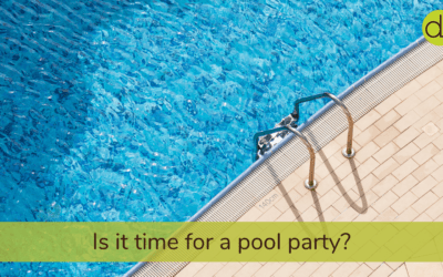 Need Team Building? Try a Pool Party.