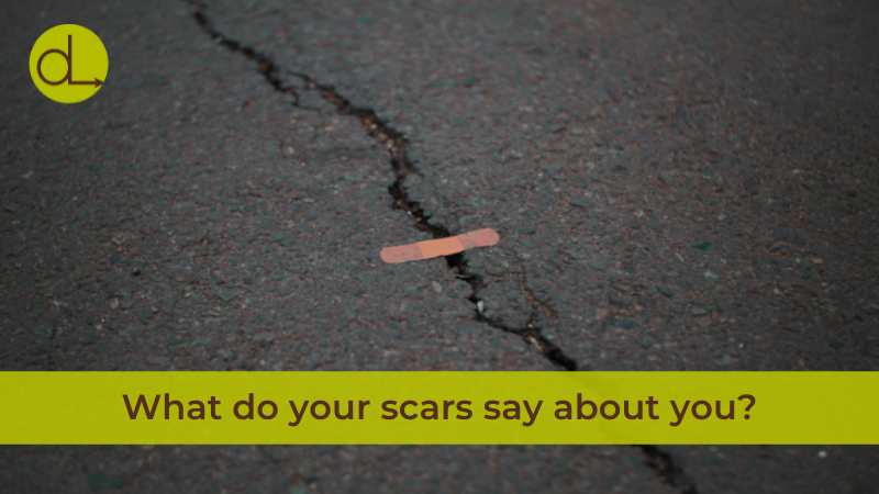 Find Strength in Your Scars
