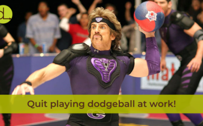 The Practice of Agility: When was the last time you played dodgeball?