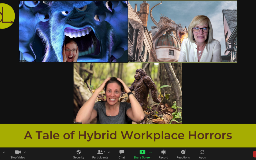 Is Hybrid Working Causing you People Problems?
